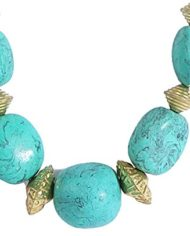 Beachy Turquoise Necklace For Women1