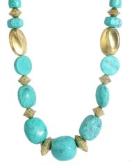 Beachy Turquoise Necklace For Women2