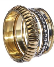 Brass Trendy Bangle For Women1