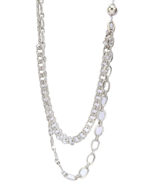 PARTY NIGHT LONG STRANDED NECKLACE