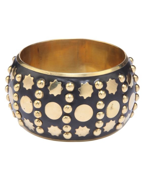 PUNK ROCK STUDDED BANGLE