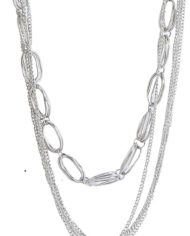 Silver Necklace For Women1